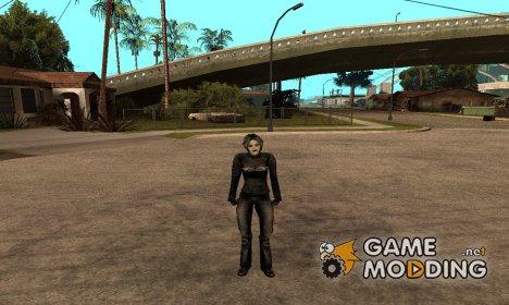 Бледнолицая для GTA San Andreas