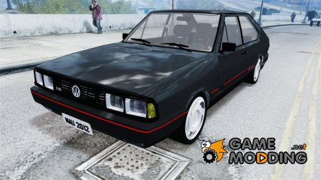 Volkswagen Passat Pointer GTS 1988 Turbo для GTA 4