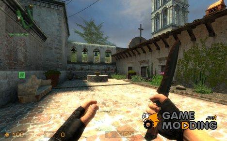 Bloodlust Knife for Counter-Strike Source