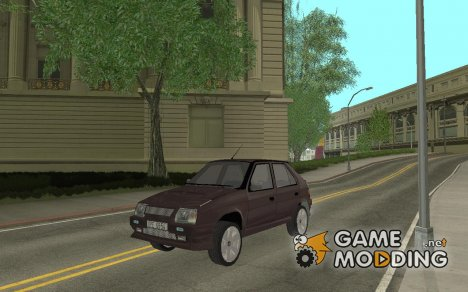 Skoda Favorit tuned для GTA San Andreas