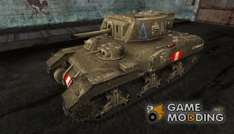 Ram II for World of Tanks