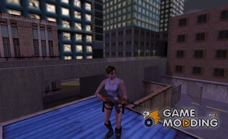 Lara Croft for Counter-Strike 1.6