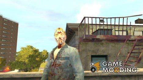 Джейсон для GTA 4
