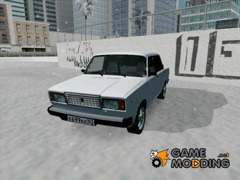 Машины на любой вкус для GTA San Andreas