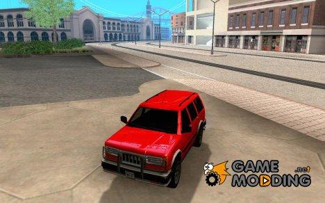Mountainstalker S for GTA San Andreas