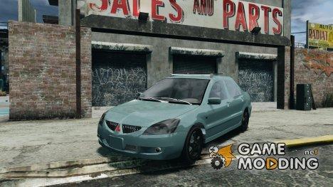 MITSUBISHI LANCER 1.6 для GTA 4