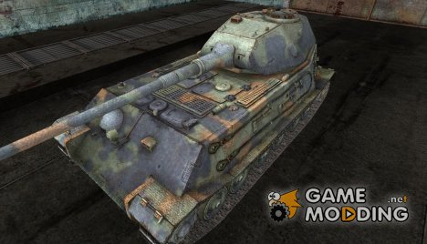 шкурка для VK4502(P) Ausf. B №63 for World of Tanks