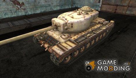"Т30 ""ржавеющий воин"" for World of Tanks"