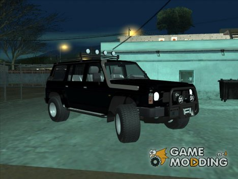 Nissan Patrol GR for GTA San Andreas