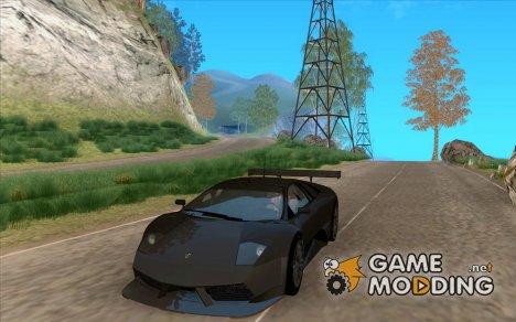 Lamborghini Murcielago R-SV GT1 for GTA San Andreas