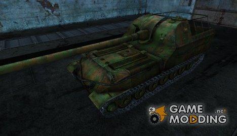Шкурка для Объект 261 for World of Tanks