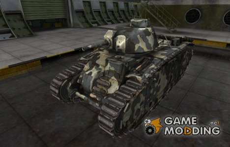 Немецкий танк PzKpfw B2 740 (f) for World of Tanks