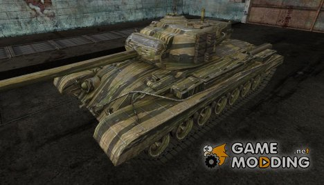 T32 Dinbatu для World of Tanks