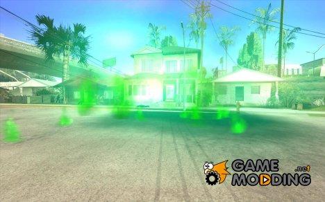 СпецДефекты for GTA San Andreas