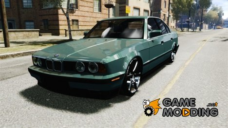 BMW 535i 2013 для GTA 4