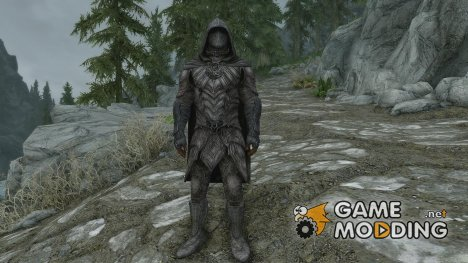 AGTweaks - Heavy Nightingale - Markarth Armor for TES V Skyrim