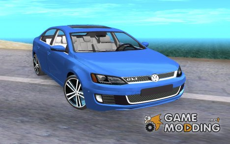 Volkswagen JETTA GLI 2013 for GTA San Andreas