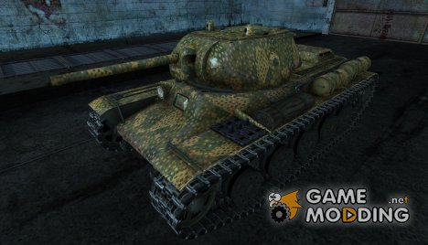 Шкурка для КВ-13 для World of Tanks