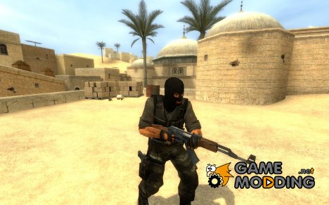 Olive Drab Phoenix для Counter-Strike Source