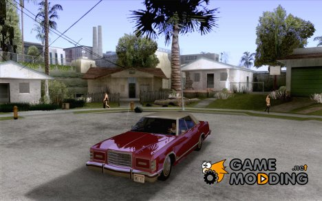 Ford LTD Landau 4 door 1975 для GTA San Andreas