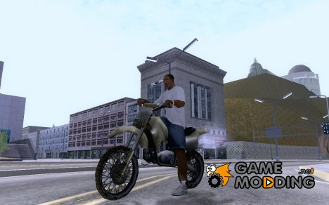 New Sanchez Textur V1.0 for GTA San Andreas