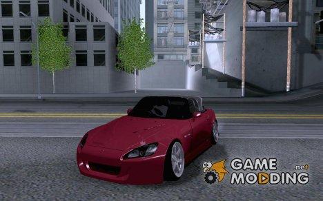 Honda S2000 Street Tuning for GTA San Andreas