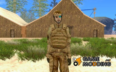 Tom Clancys Ghost Recon for GTA San Andreas