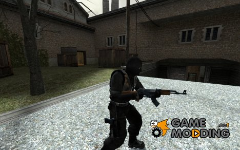Armored Tactical Terrorist для Counter-Strike Source