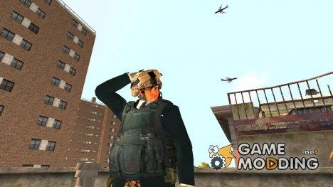 Генри Блекберн (Battlefield 3) для GTA 4