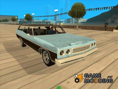 Regina GTA V ImVehFt for GTA San Andreas