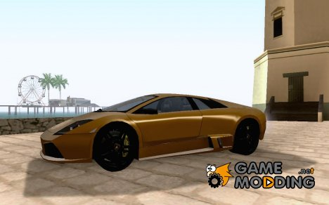 Lamborghini Murciélago 2007 LP640 for GTA San Andreas