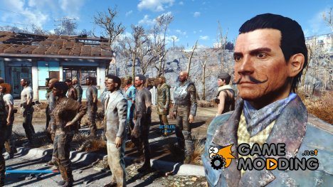 Better Settlers for Fallout 4