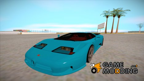 Bugatti EB110 for GTA San Andreas
