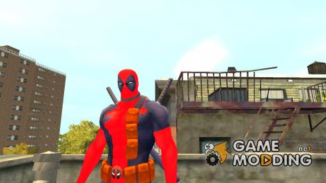 DeadPool for GTA 4