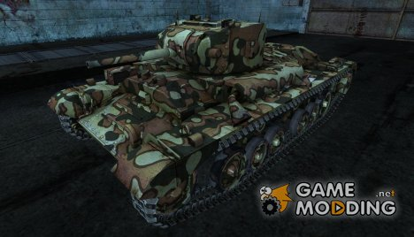 Валентайн Rudy 5 for World of Tanks