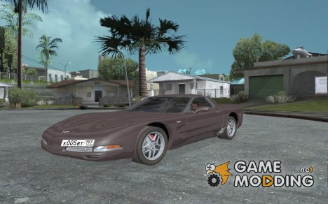 Chevrolet Corvette C5 2003 for GTA San Andreas