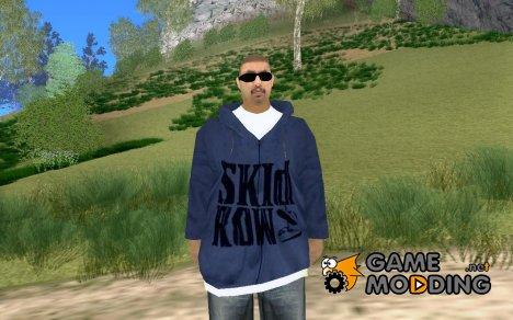 Новый персоонаж банды для GTA San Andreas