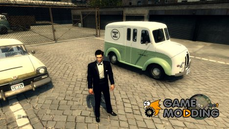 Milk Truck Hard Rock для Mafia II