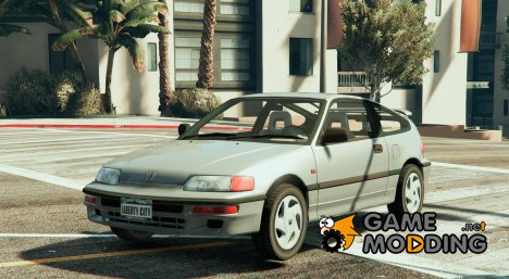 Honda CRX 1991 for GTA 5