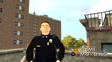 New police v.1 для GTA 4
