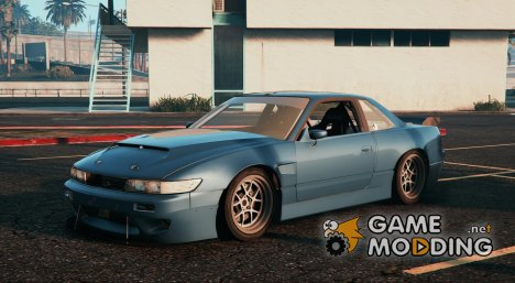 Nissan 240sx S13 for GTA 5