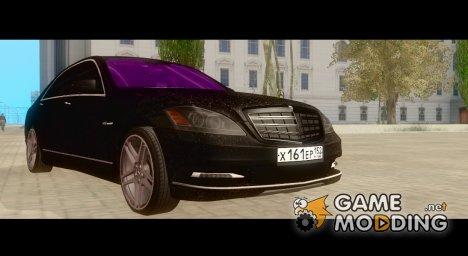 Mercedes-Benz S70 for GTA San Andreas