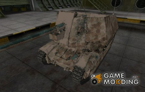Французкий скин для FCM 36 Pak 40 для World of Tanks