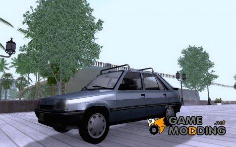 Renault 11 GTD Ph2 1988 for GTA San Andreas