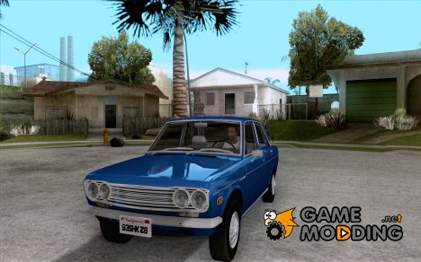 Datsun 510 4doors for GTA San Andreas