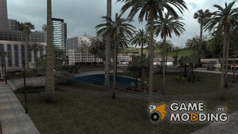 Glen Park (HD) for GTA San Andreas