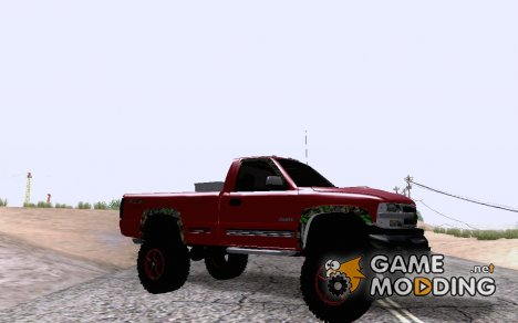 2000 Chevrolet Silverado for GTA San Andreas
