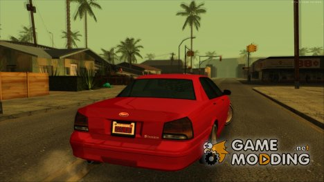 SkyGFX 3.0 с Real Time отражениями for GTA San Andreas