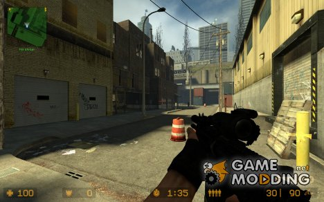 Snark's Mega M4a1 для Counter-Strike Source