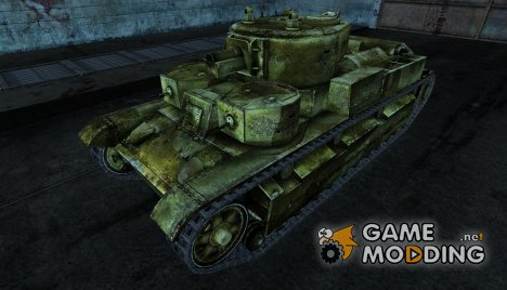 T-28 for World of Tanks